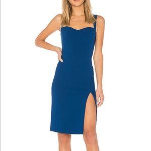 Jill Stuart Blue Dress